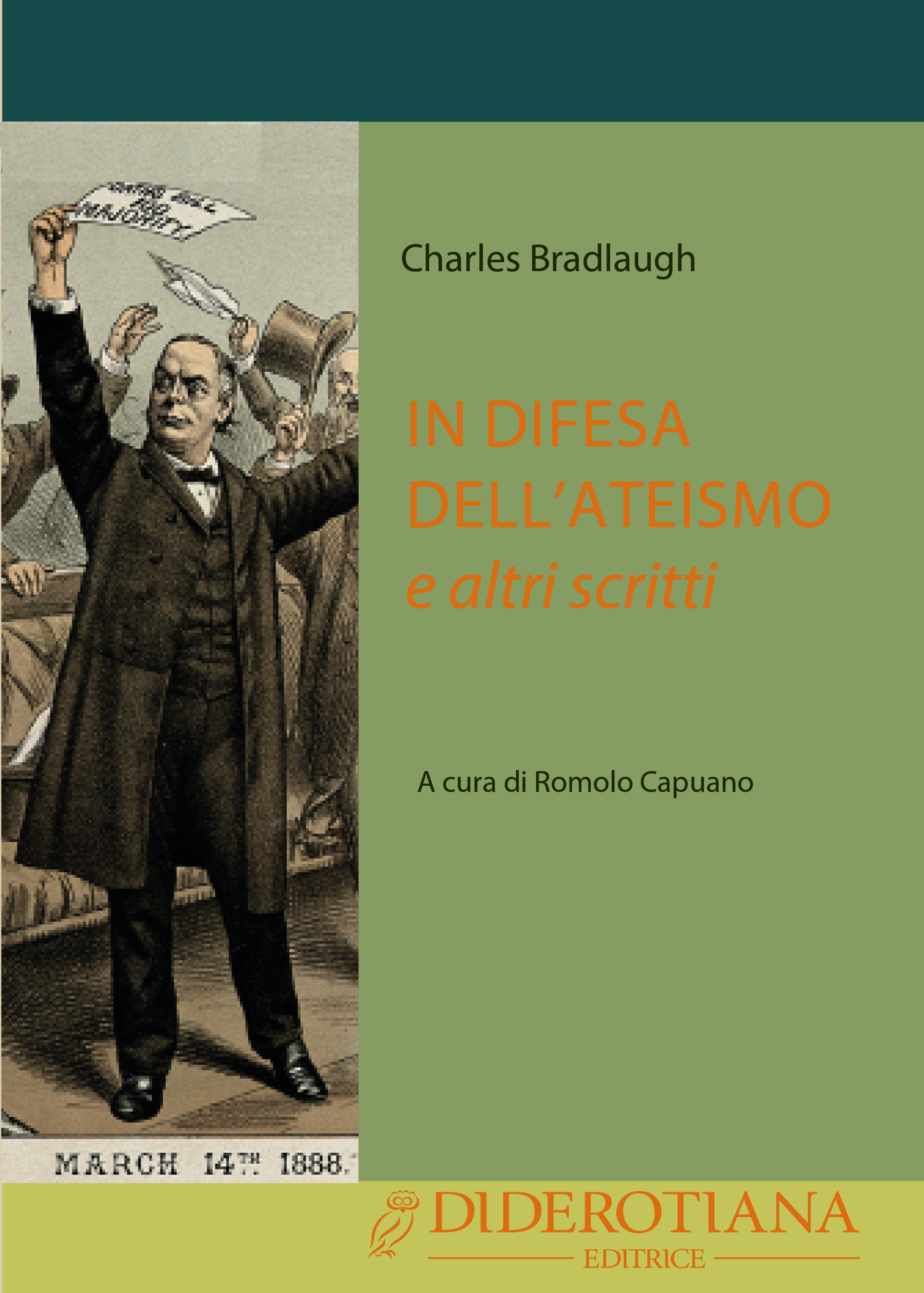 In difesa dellateismo C. Bradlaugh